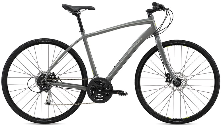Image of Breezer Liberty 5R Bike