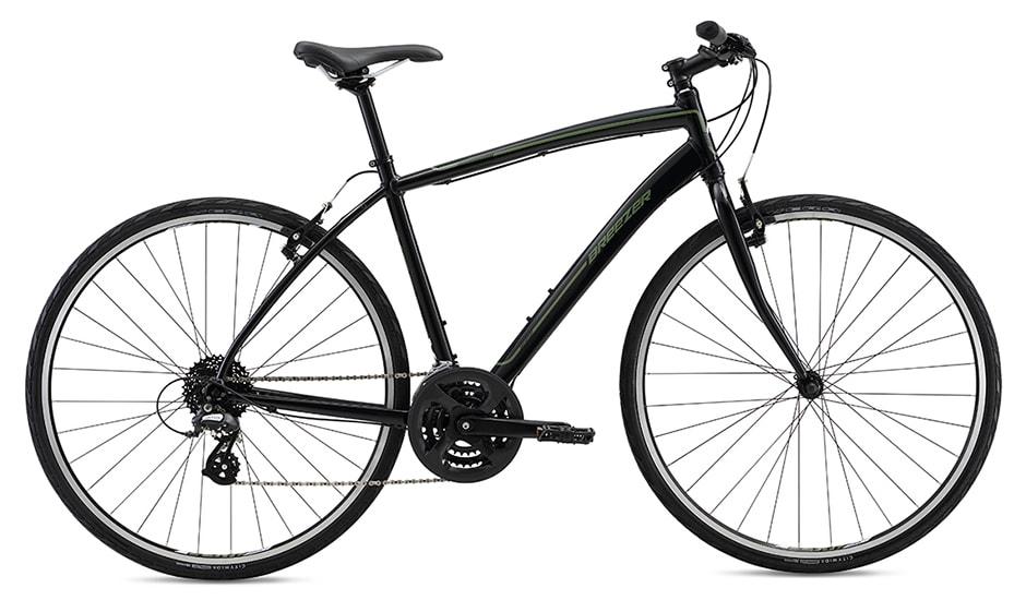 Image of Breezer Liberty 6R Bike