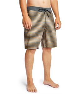 Brixton Barge Stripe Trunk Boardshorts