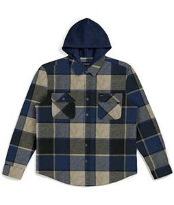 Brixton Bowery Hooded L/S Flannel