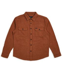 Brixton Bowery Solid L/S Flannel