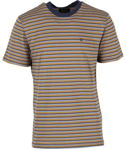 Brixton Hilt Mini Stripe T-Shirt