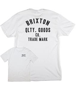 Brixton Woodburn Standard Fit T-Shirt
