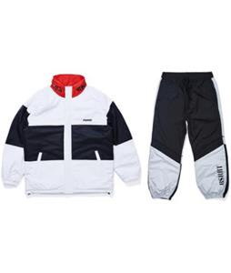 BSRabbit WW Padding Jumper Snowboard Jacket w/ Jogger Pants
