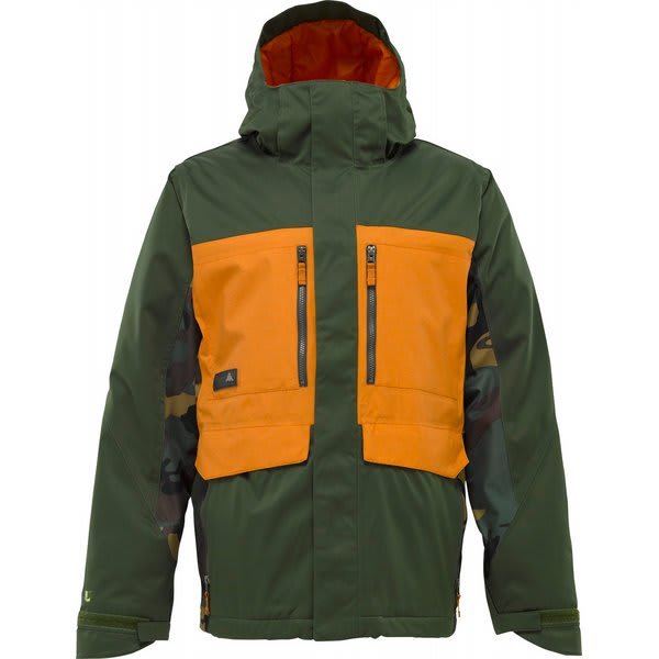 Burton 2L Gmp Hellbrook Snowboard Jacket U.S.A. & Canada