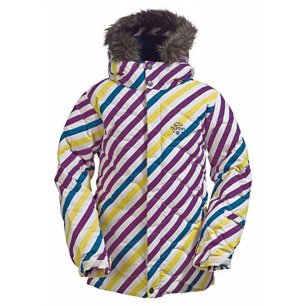 Burton Allure Puffy Snowboard Jacket U.S.A. & Canada