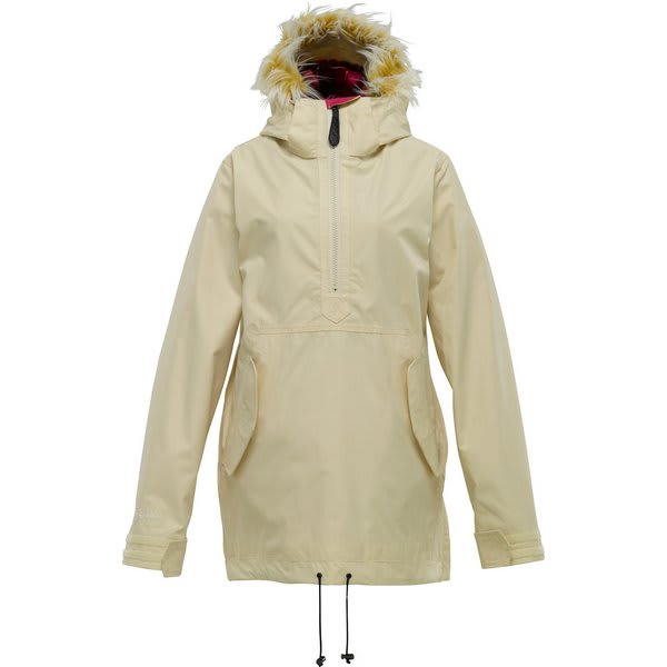 On Sale Burton B By Burton Cora Pullover Snowboard Jacket - Womens ...