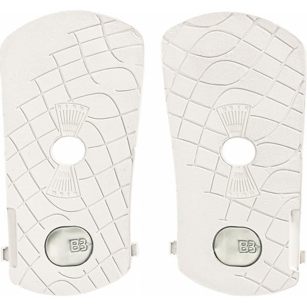 Burton Cantbed For Est Bindings White U.S.A. & Canada