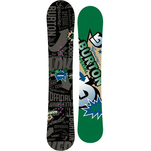 Details about  /Burton canyon 157 Cm snowboard Handmade In Vermont Super Fly II