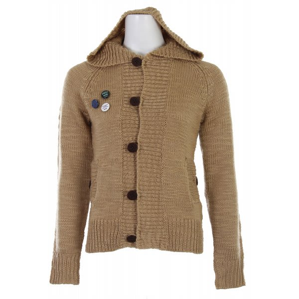 Burton Carnaby Sweater Dune U.S.A. & Canada