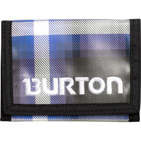 Burton Cory Wallet Majestic Plaid U.S.A. & Canada