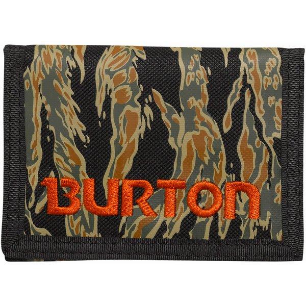 Burton Cory Wallet Tiger Camo U.S.A. & Canada