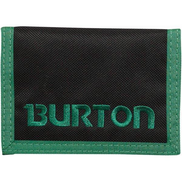 Burton Cory Wallet True Black U.S.A. & Canada