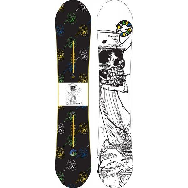 burton restricted easy livin flying v snowboard. Black Bedroom Furniture Sets. Home Design Ideas