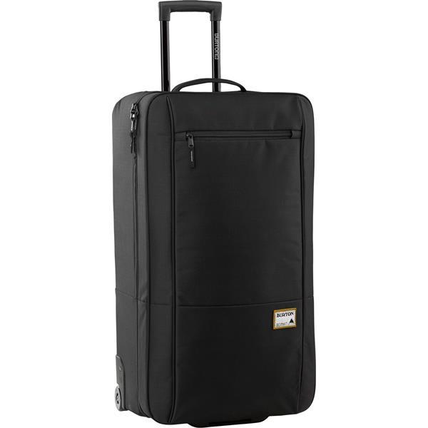 Burton Fleet Roller Travel Bag True Black U.S.A. & Canada