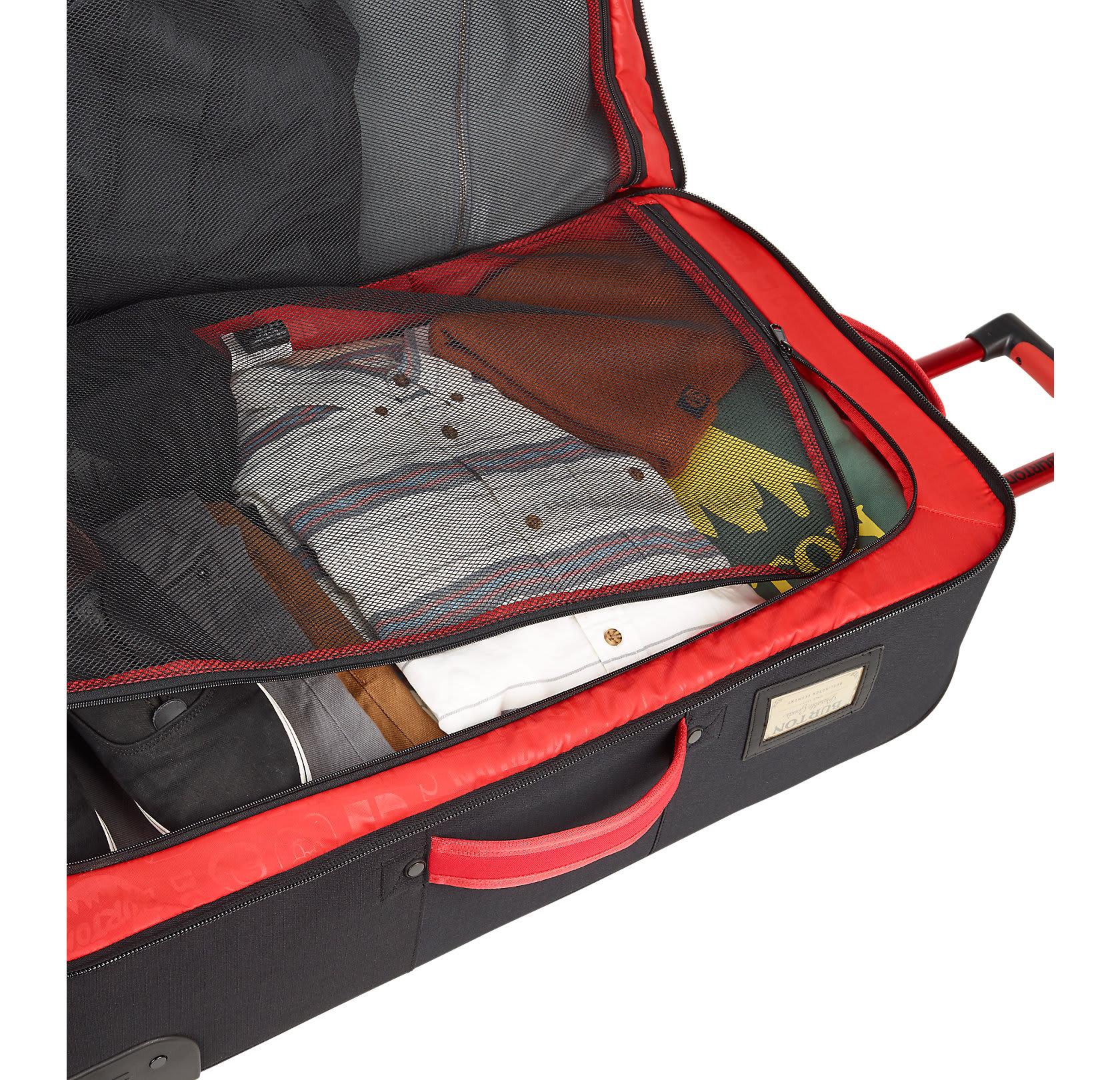 Burton 90l Fleet Roller Travel Bag  17403533bf706