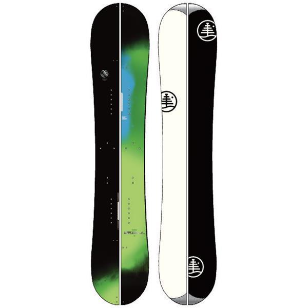 Burton Freebird Splitboard Snowboard 162 U.S.A. & Canada