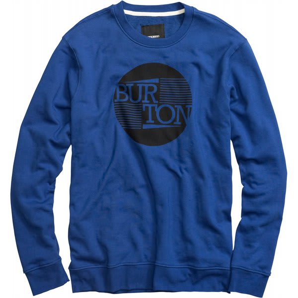 Burton Gamma Crew Sweatshirt Royals U.S.A. & Canada