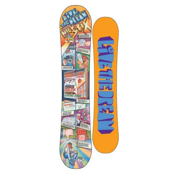 Burton Jeremy Jones Snowboard