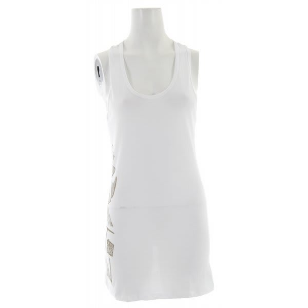 Burton Lexington J Tank White U.S.A. & Canada