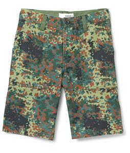 Burton Military Chino Shorts
