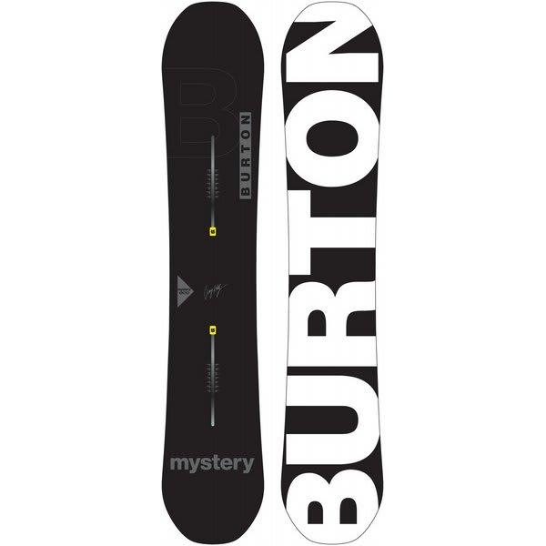 Burton mystery