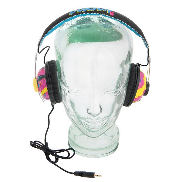 Burton Retro Headphones Black / Graffiti U.S.A. & Canada