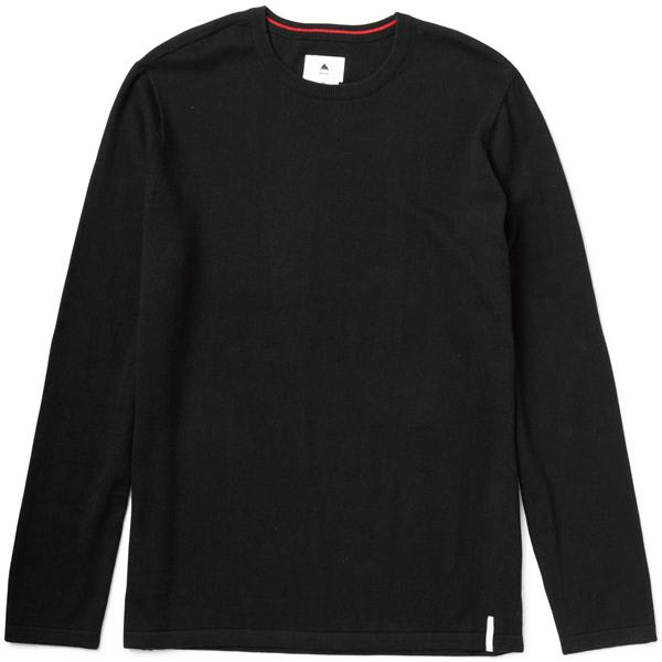 Burton Stowe Sweater True Black U.S.A. & Canada