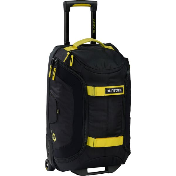 """Burton Tech Light 21"""" Carry On Travel Bag True Black U.S.A. & Canada"""