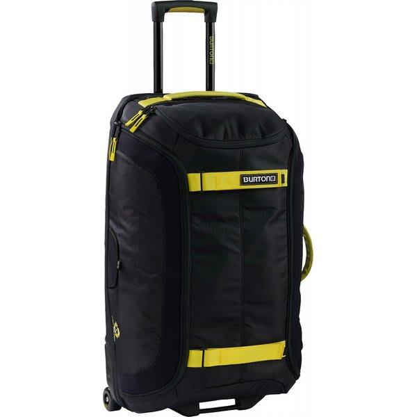 Burton Tech Light Duffel Travel Bag True Black Large U.S.A. & Canada