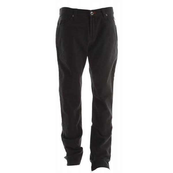 Burton Toasty Lined Chino Pants True Black U.S.A. & Canada