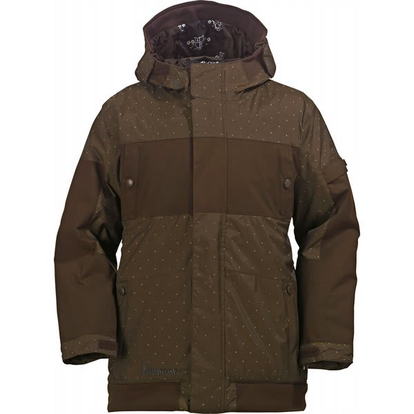 Burton Twc Cosmic Delight Snowboard Jacket U.S.A. & Canada