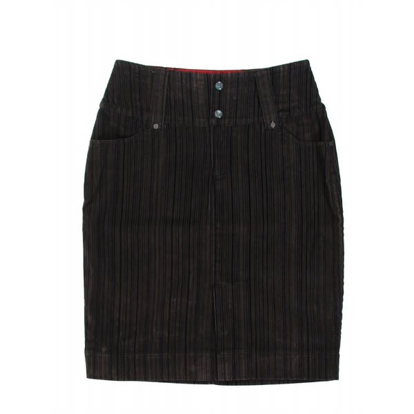 Burton Vanderbilt Skirt Flocked Pinstripe U.S.A. & Canada