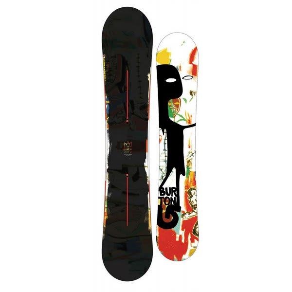 Burton Vapor Wide Snowboard 162 U.S.A. & Canada