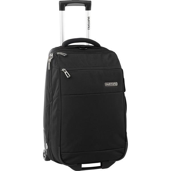 Burton Wheelie Flight Deck Travel Bag True Black U.S.A. & Canada