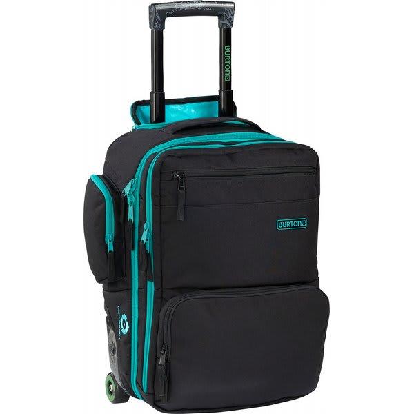 Burton Wheelie Flyer Travel Bag Big Foot U.S.A. & Canada
