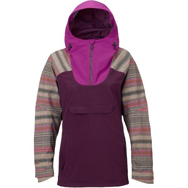 Burton AK 2L Elevation Anorak Gore-Tex Snowboard Jacket - Womens 99e9051ad