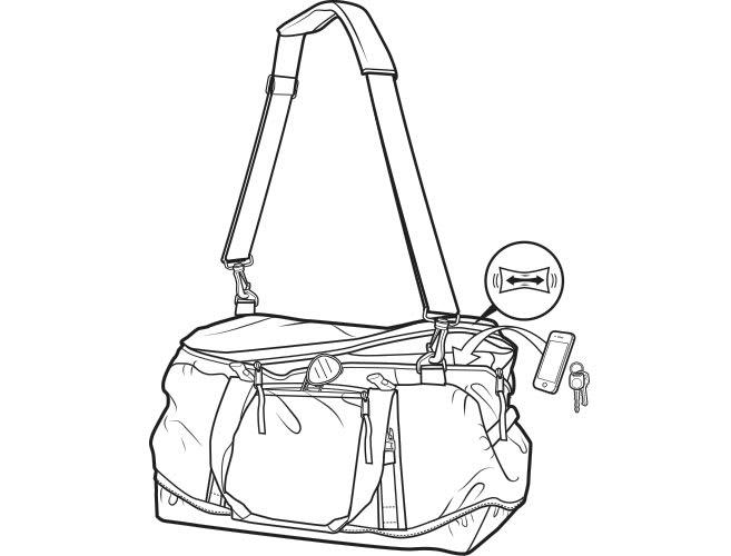 Burton Ak 60l Duffel Bag
