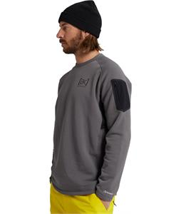 Burton AK Baker Power Stretch Crew Fleece
