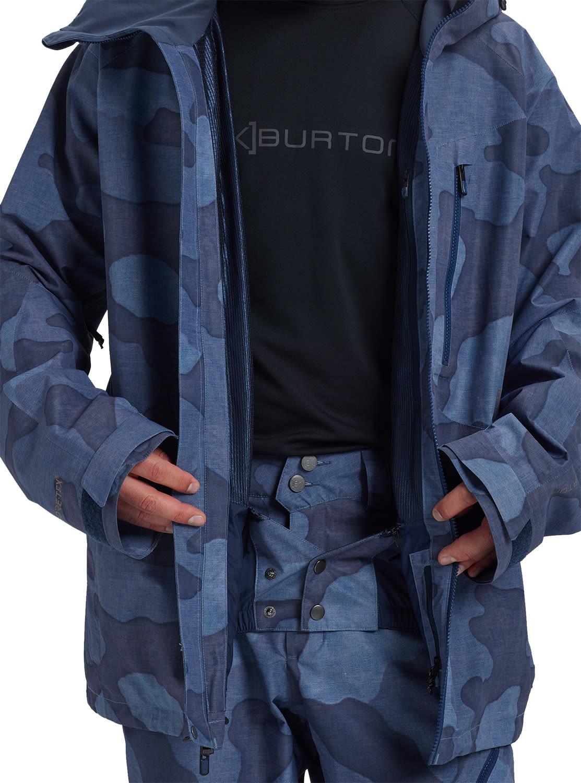 fa8081e63e Burton AK Cyclic Gore-Tex Snowboard Jacket - thumbnail 7