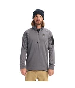 Burton AK Grid Half-Zip Blem Fleece