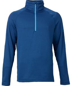 Burton AK Grid Half-Zip Fleece