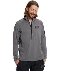 Burton AK Helium Grid Half-Zip Fleece