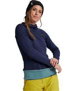 Burton AK Helium Power Grid Pullover Fleece