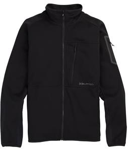 Burton AK Polartec Grid Full-Zip Fleece