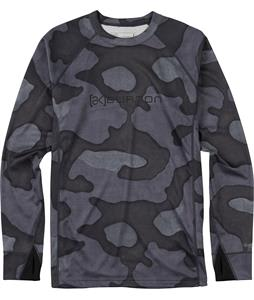 Burton AK Power Grid L/S Crew Baselayer Top