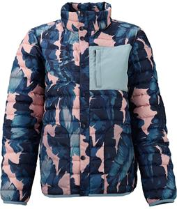Burton Aliz Evergreen Down Collar Insulator Jacket