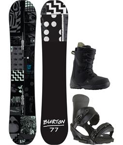Burton Amplifier Snowboard Package