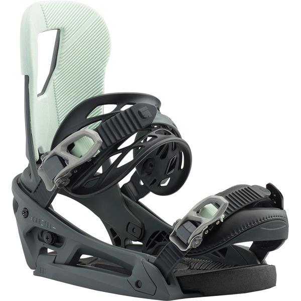 Burton Skeleton Key Snowboard W/ Cartel EST Bindings 2019
