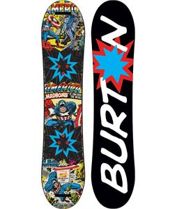 Burton Chopper LTD Marvel Blem Snowboard